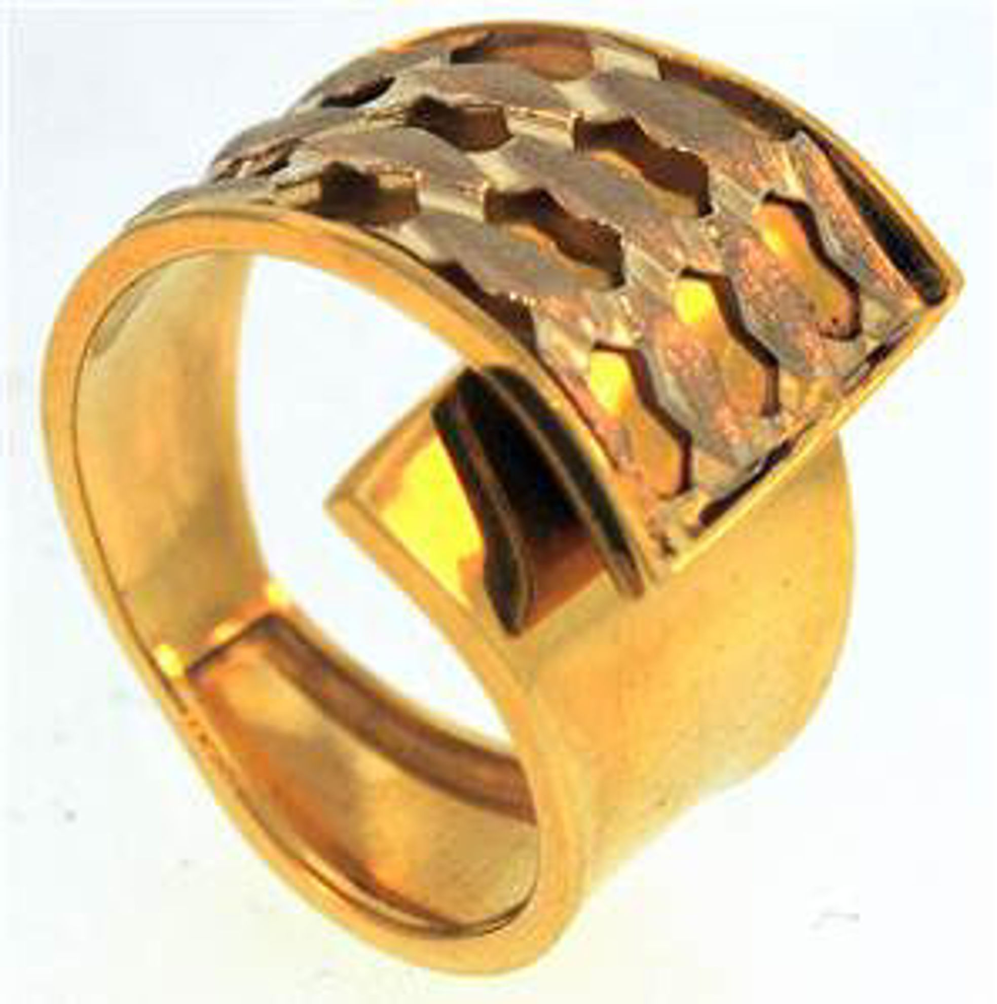 Picture of Ladies' Rings 18kt-3.1 DWT, 4.8 Grams