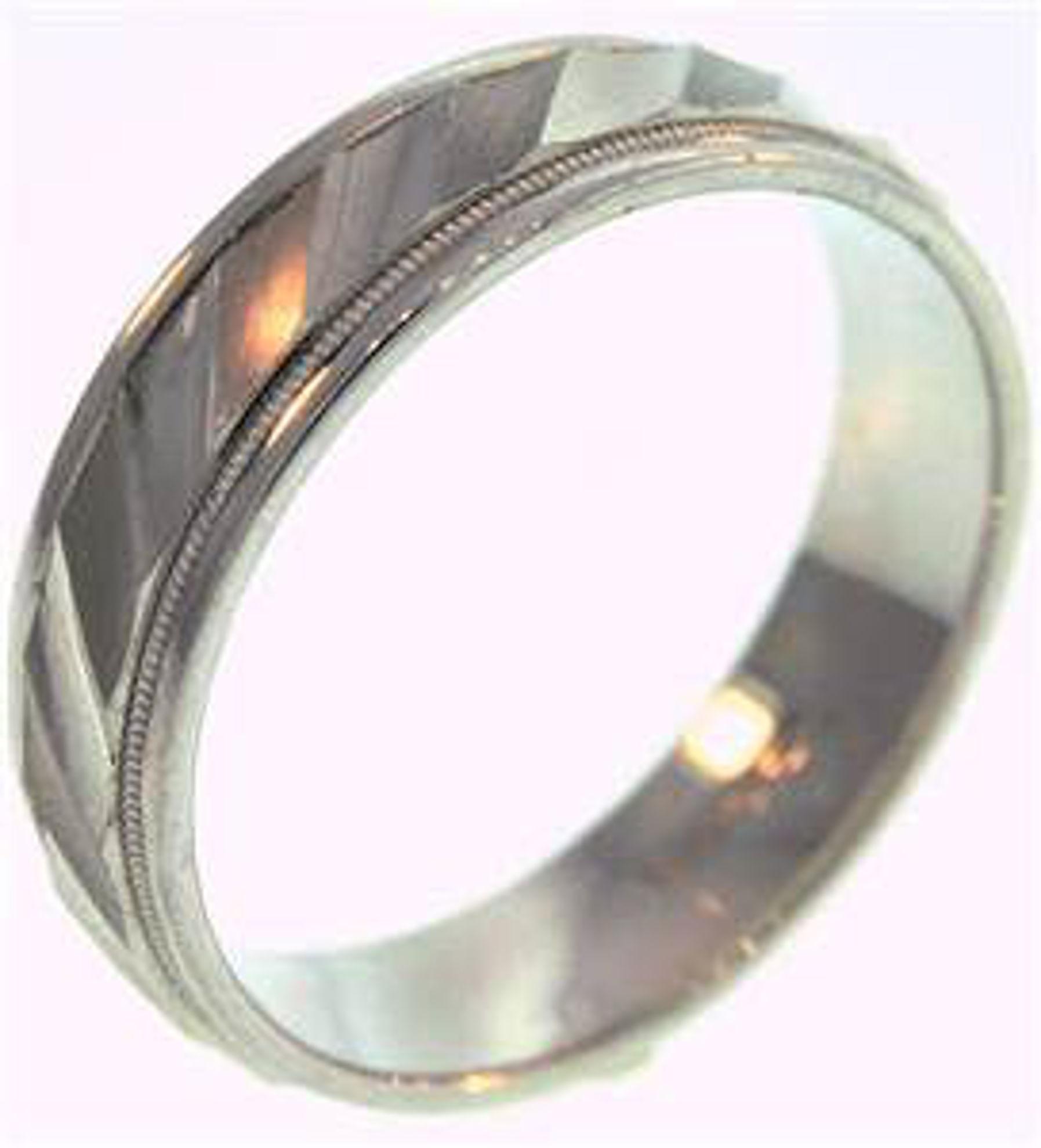Picture of Men's Rings 14kt-4.5 DWT, 7.0 Grams