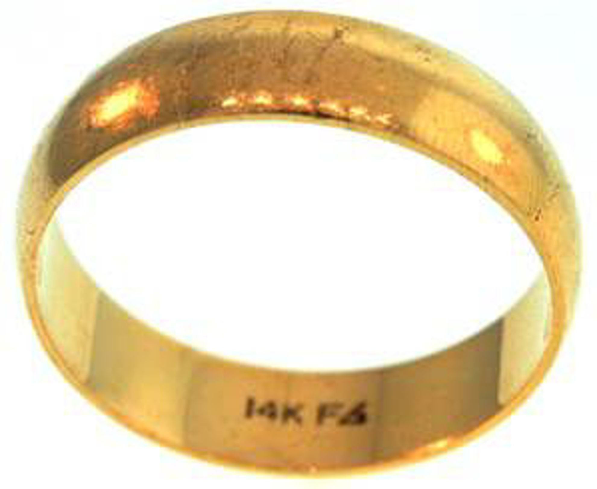 Picture of Men's Rings 14kt-3.7 DWT, 5.8 Grams