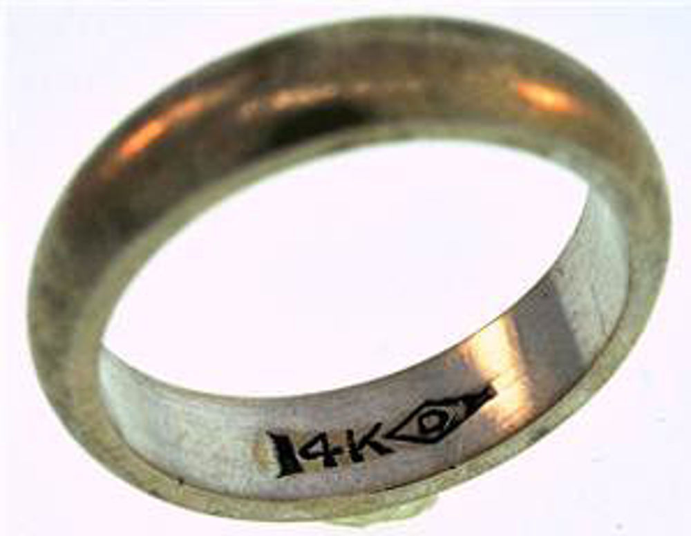 Picture of Men's Rings 14kt-4.3 DWT, 6.7 Grams