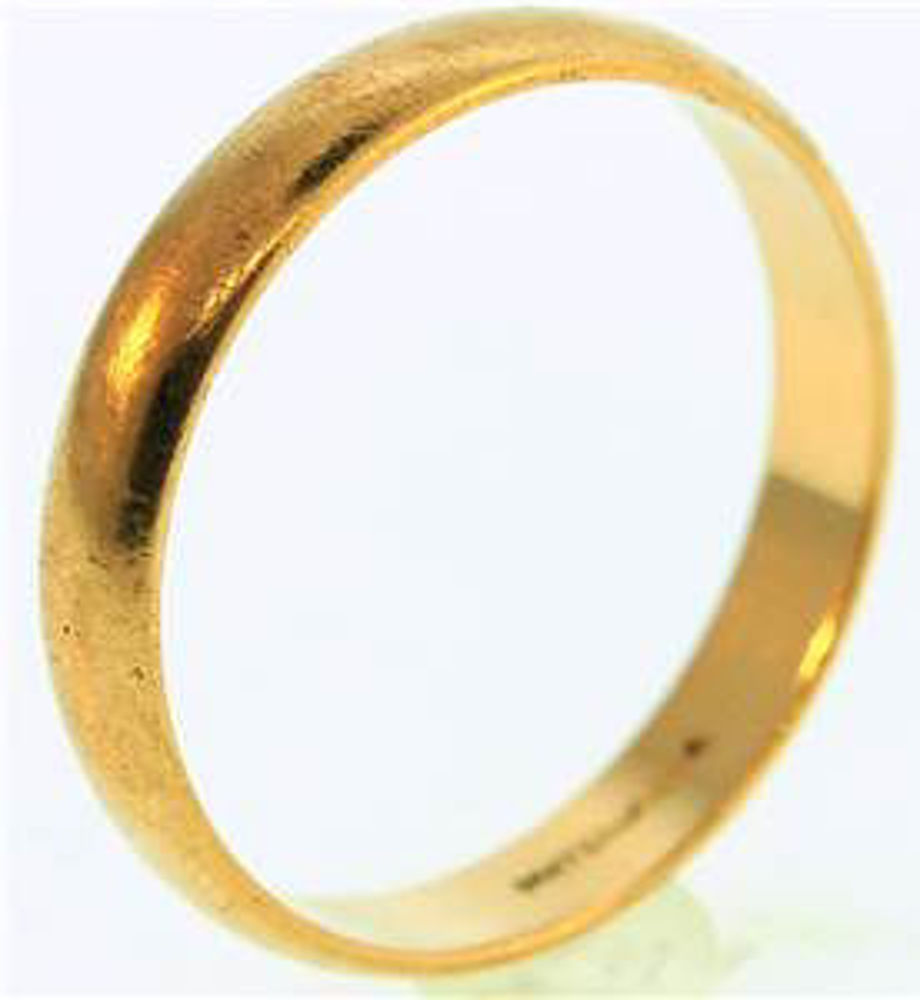Picture of Men's Rings 14kt-4.6 DWT, 7.2 Grams