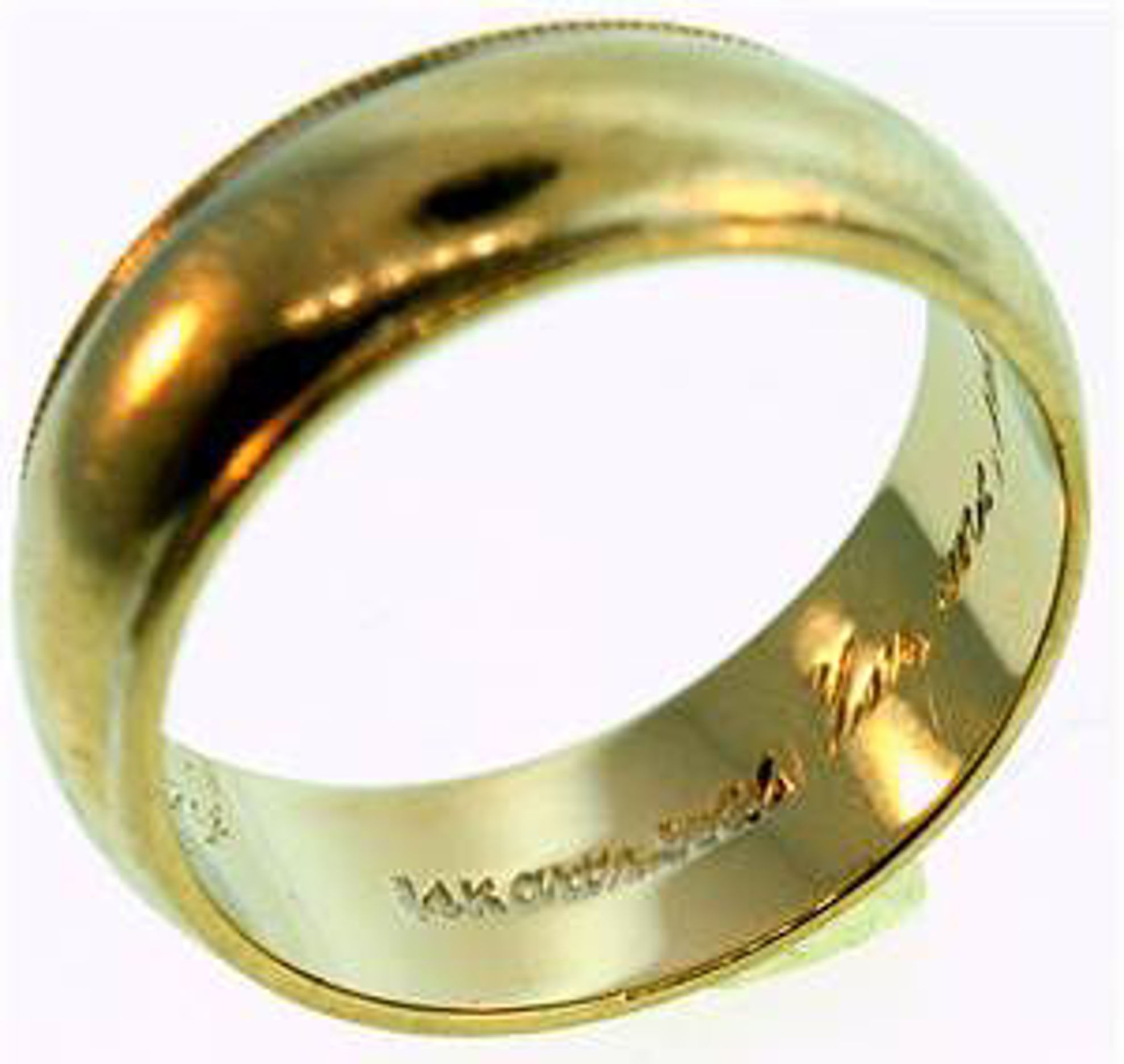 Picture of Men's Rings 14kt-5.7 DWT, 8.9 Grams
