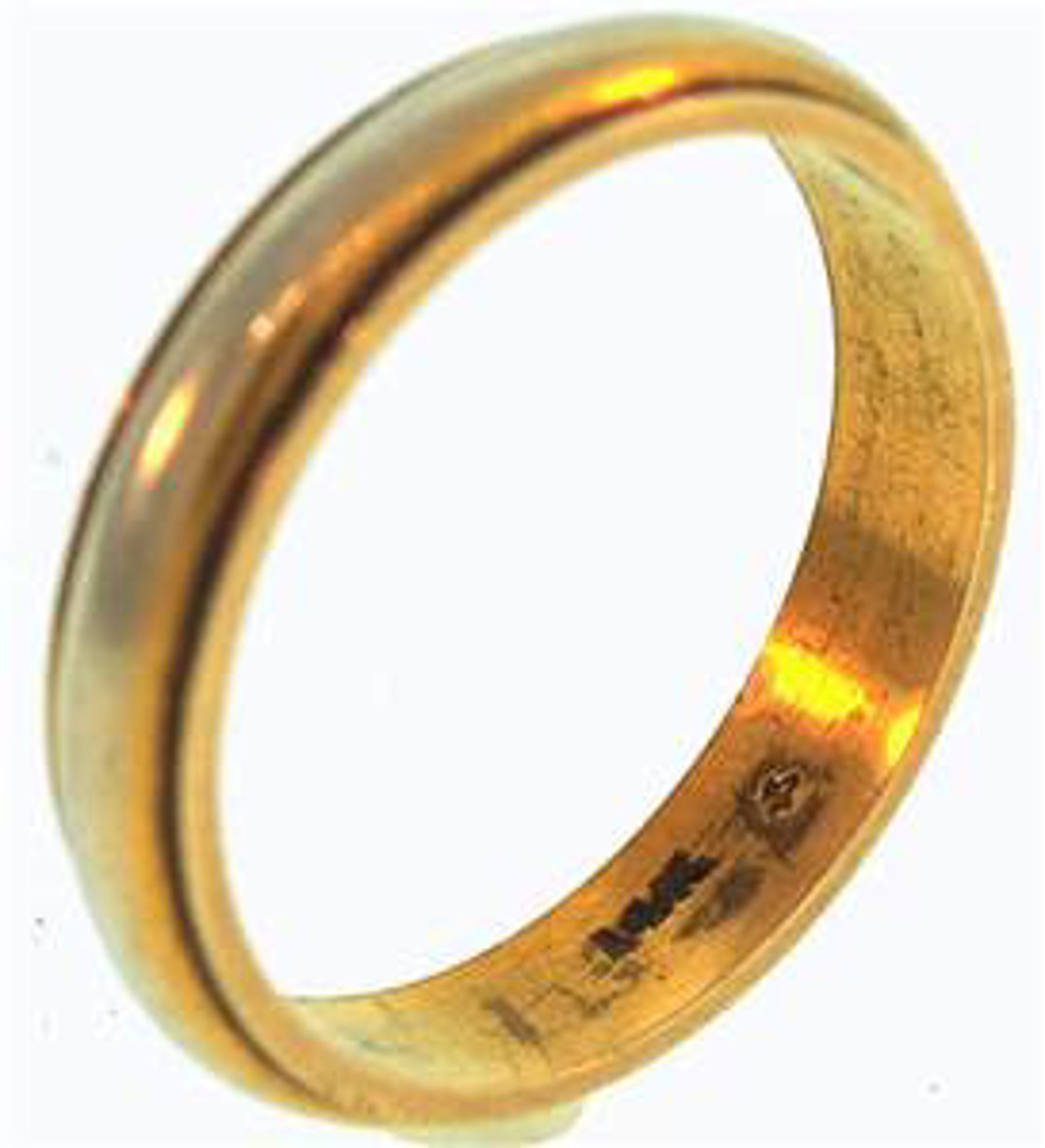 Picture of Men's Rings 14kt-3.4 DWT, 5.3 Grams