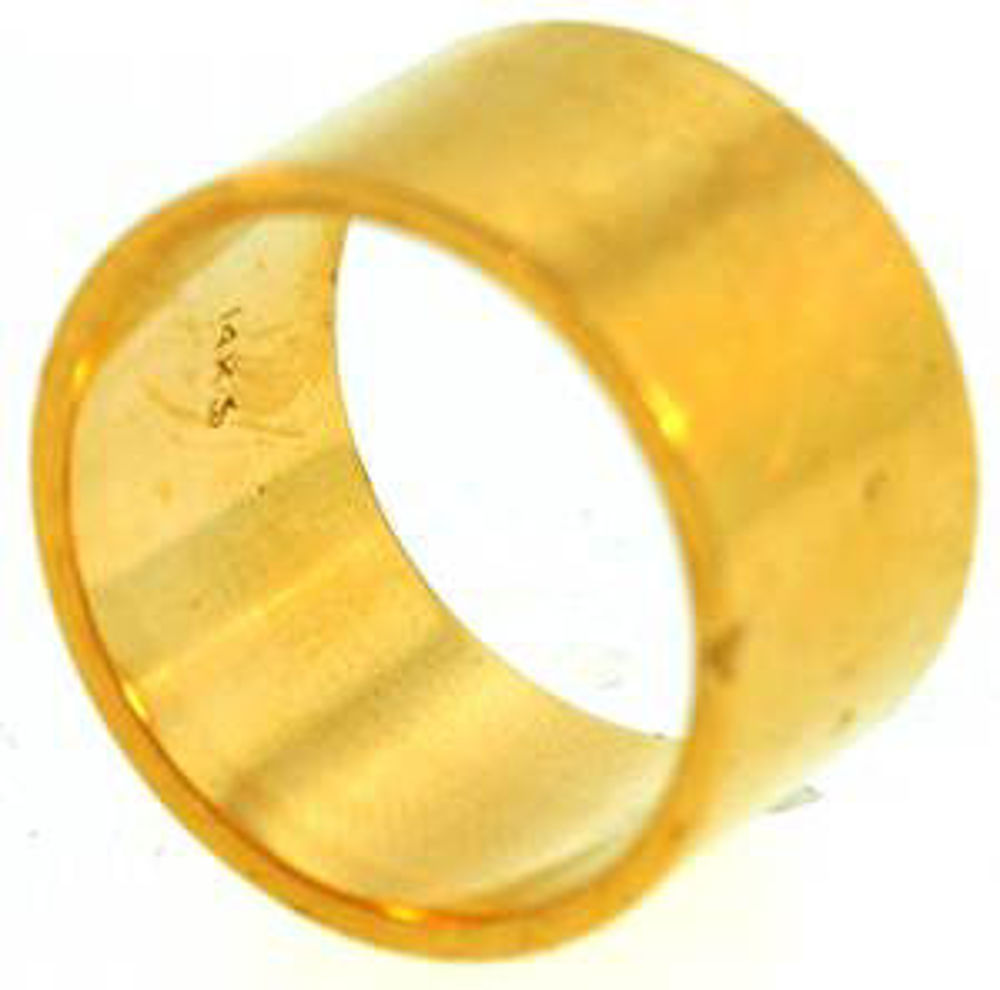 Picture of Men's Rings 14kt-7.0 DWT, 10.9 Grams