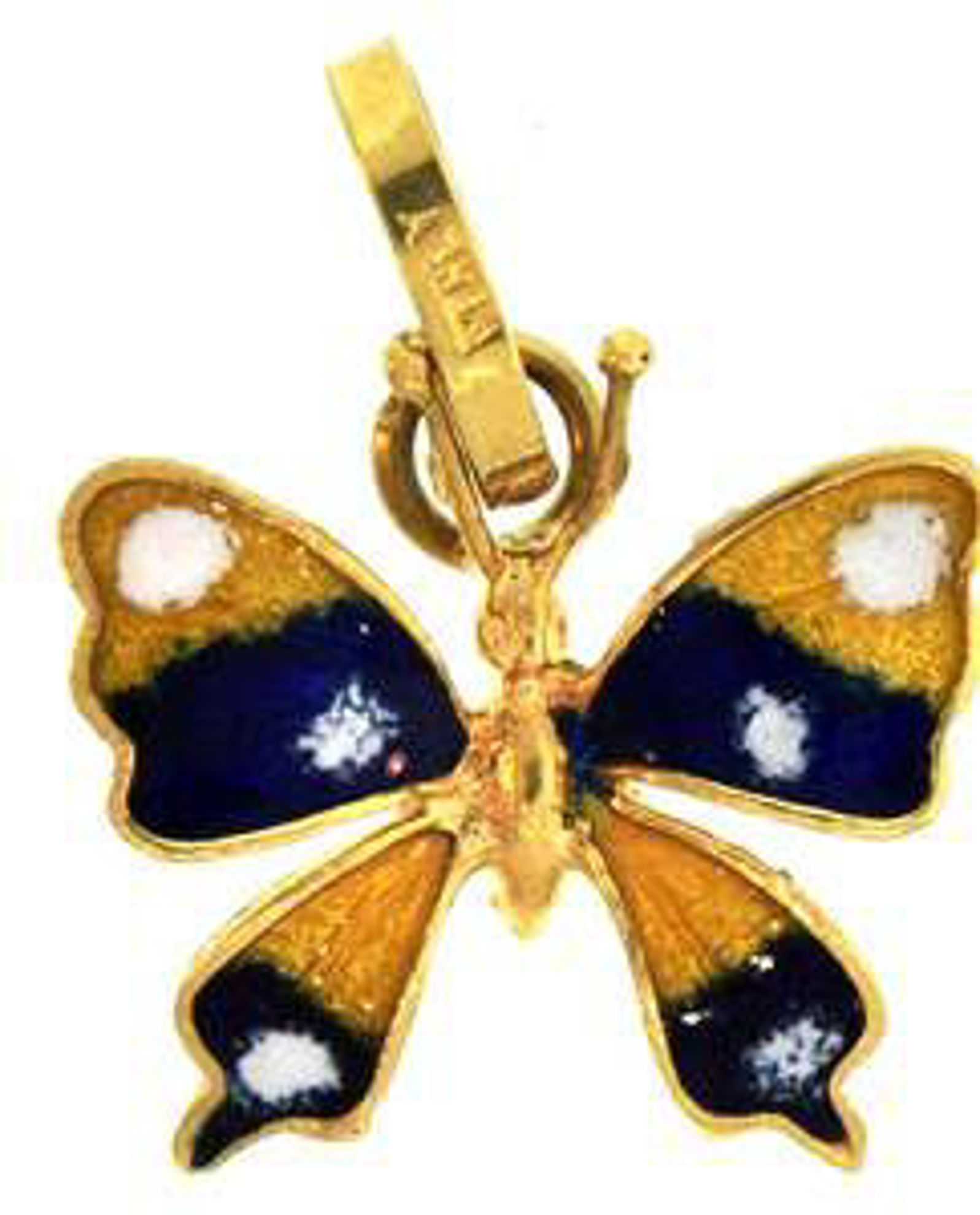 Picture of Charms & Pendants 14kt-1.0 DWT, 1.6 Grams