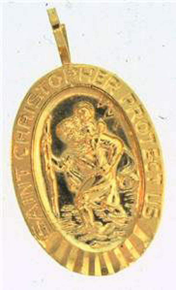 Picture of Charms & Pendants 14kt-0.8 DWT, 1.2 Grams