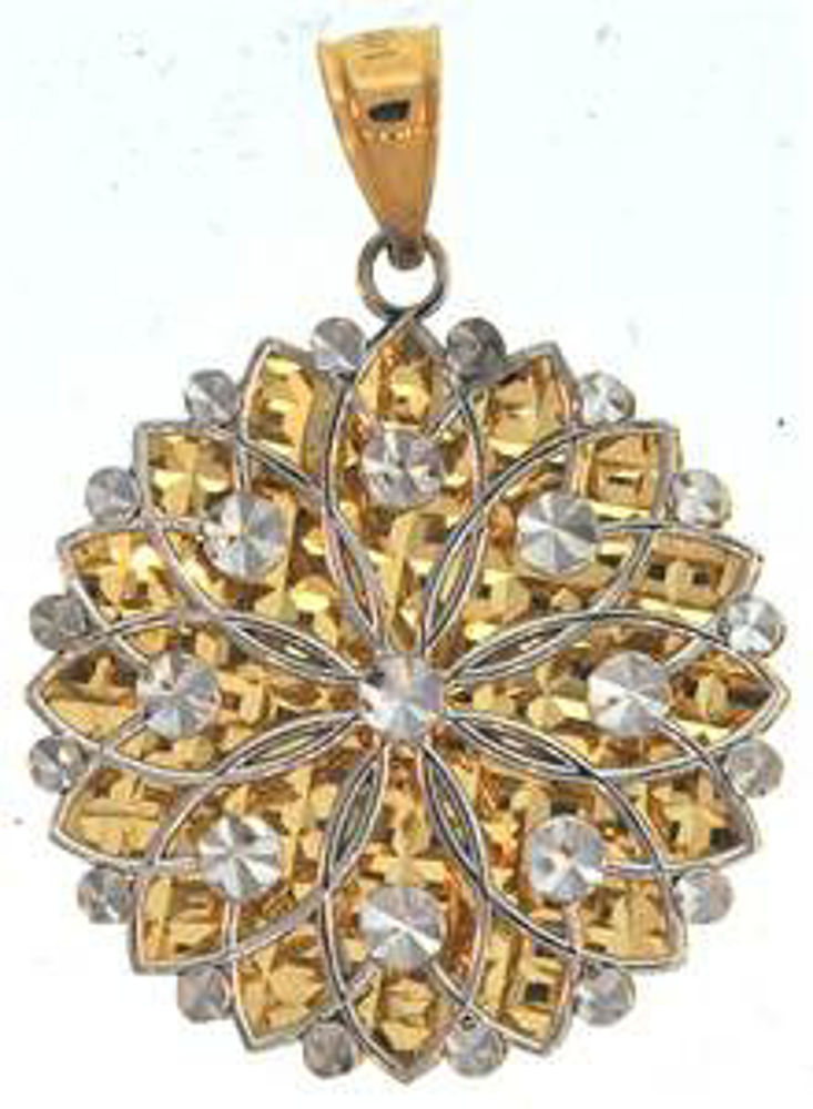 Picture of Charms & Pendants 14kt-2.7 DWT, 4.2 Grams