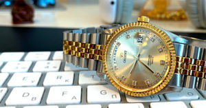 Where to Sell Your Gold Watch