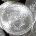 The Silver Eagle contains 1 ounce of fine Silver